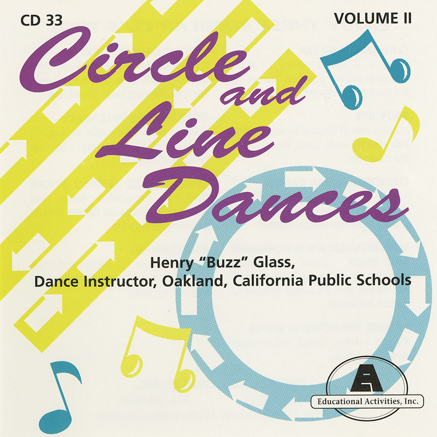 Circle and Line Dances, Vol. 2