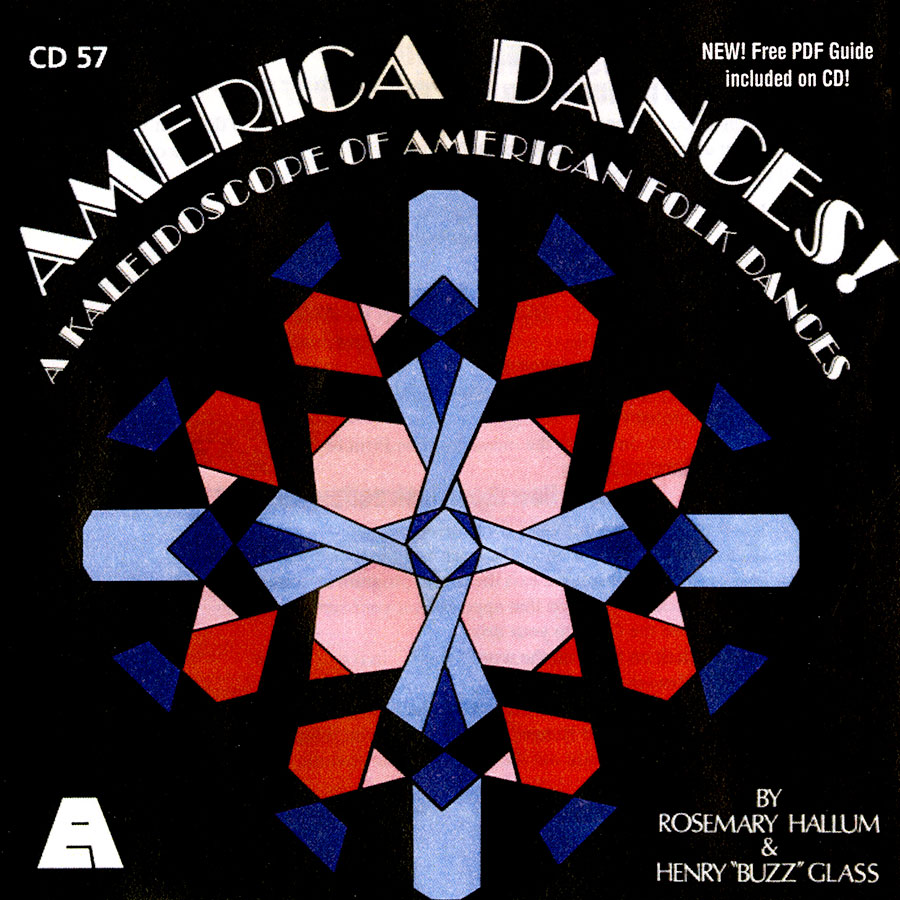 America Dances! A Kaleidoscope of American Folk Dances