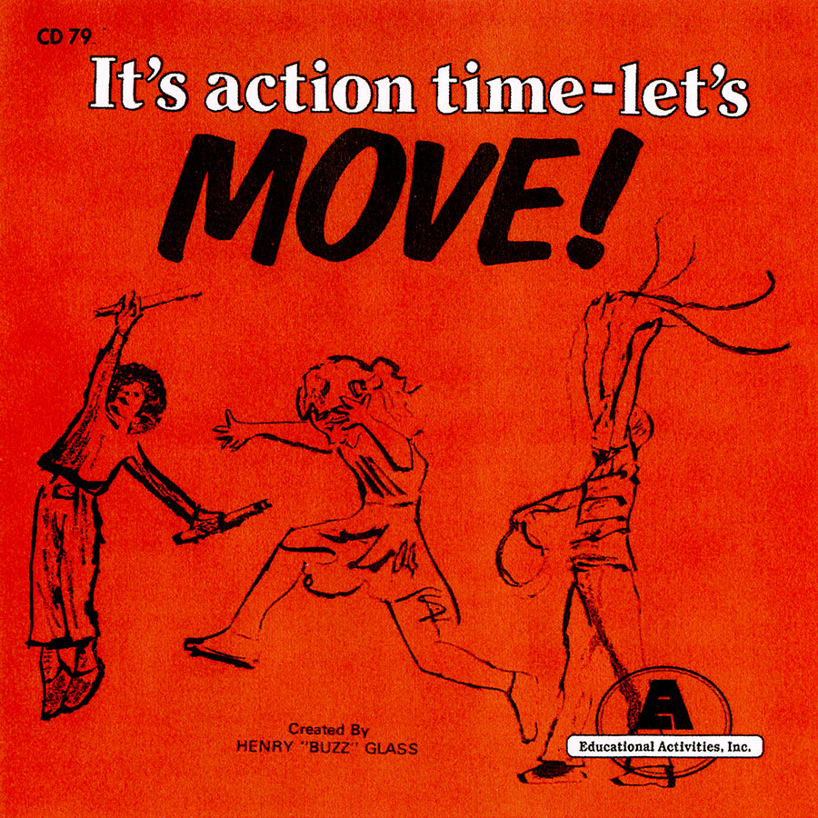 It's Action Time, Let's Move!