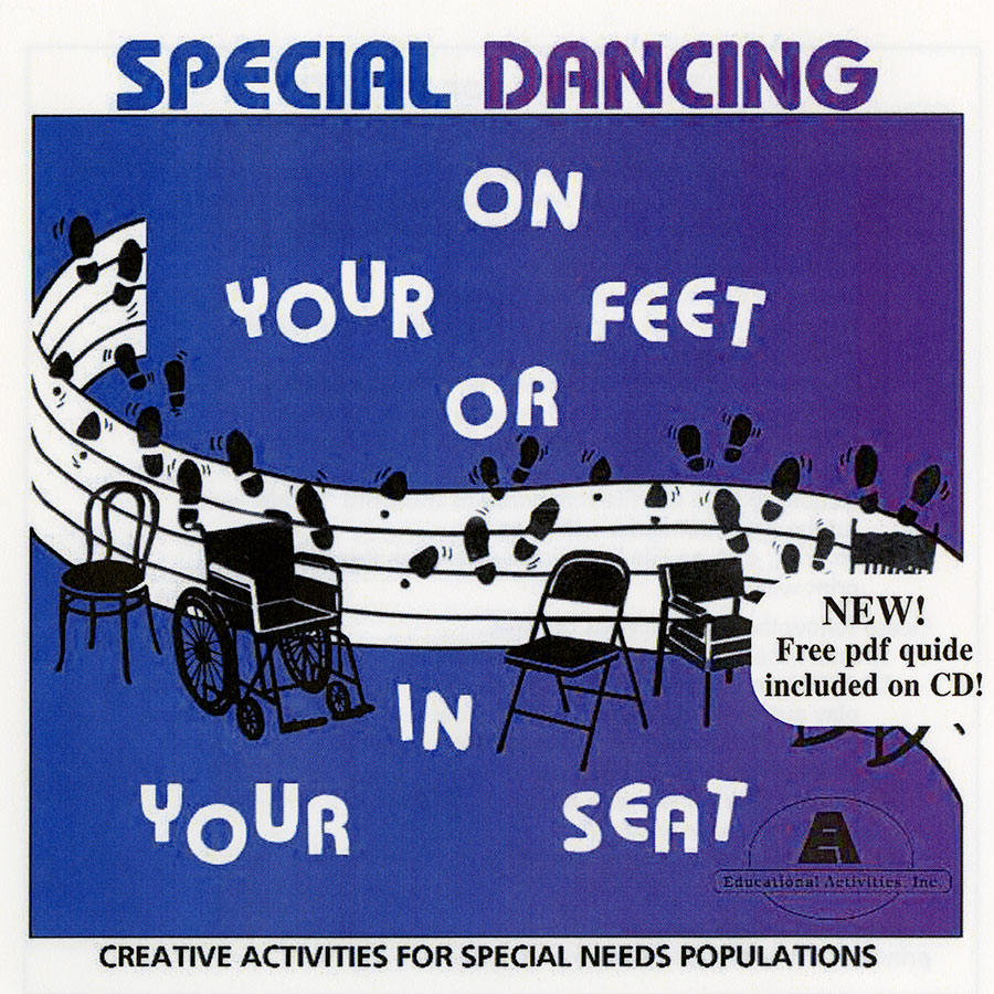 On Your Feet or in Your Seat: Special Dancing