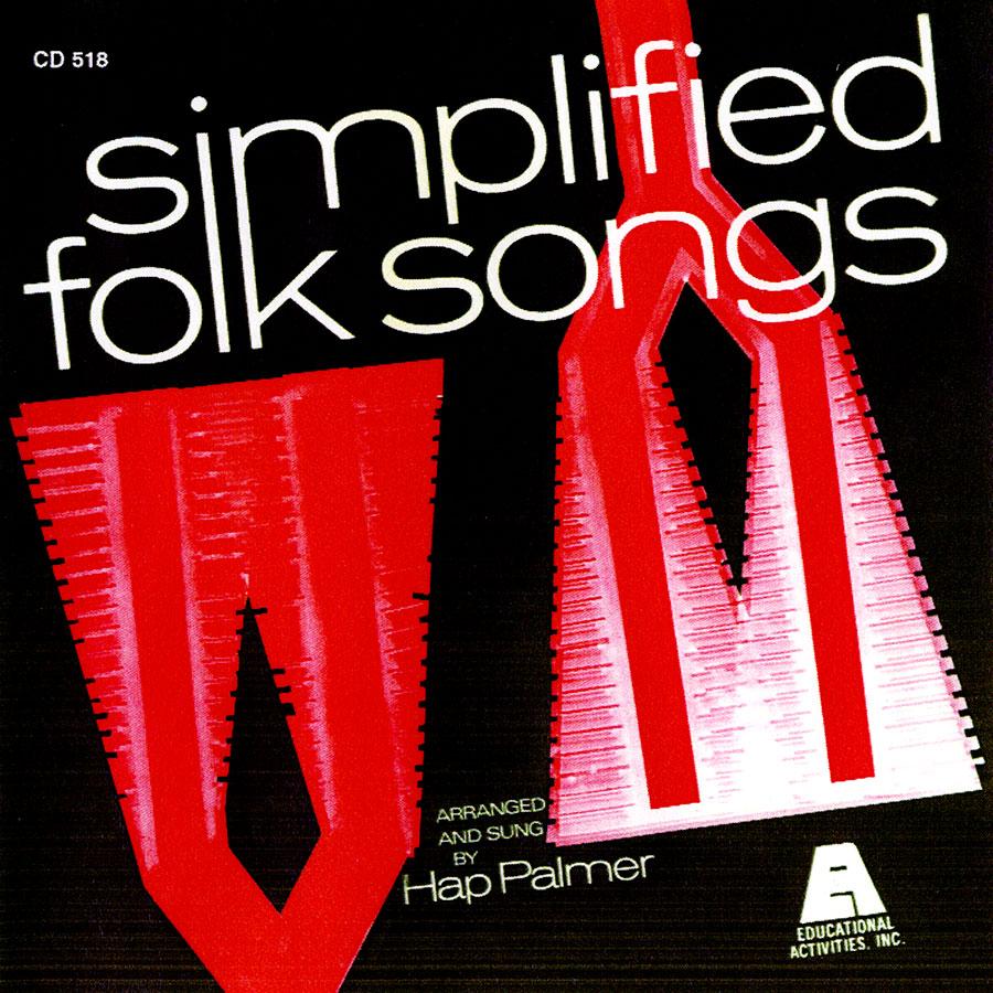 Simplified Folk Songs