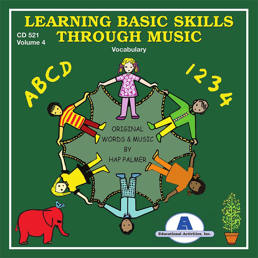 Learning Basic Skills Through Music, Vol. 4: Vocabulary