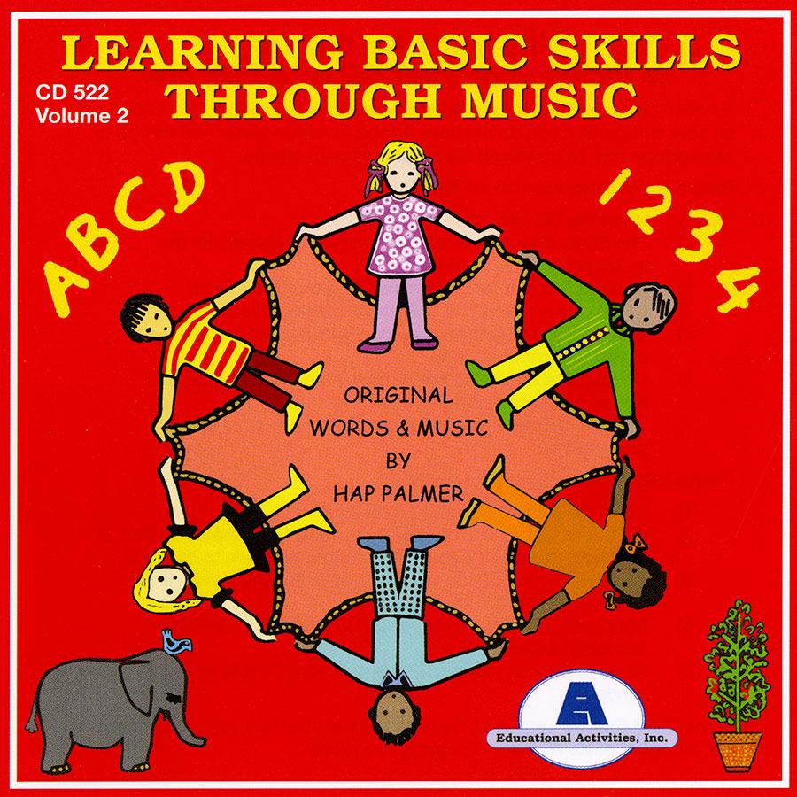 Learning Basic Skills Through Music, Vol. 2
