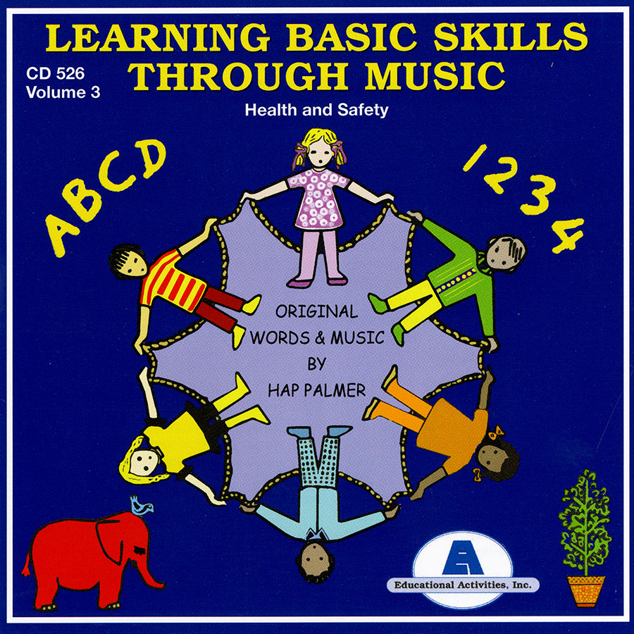 Learning Basic Skills Through Music, Vol. 3: Health and Safety