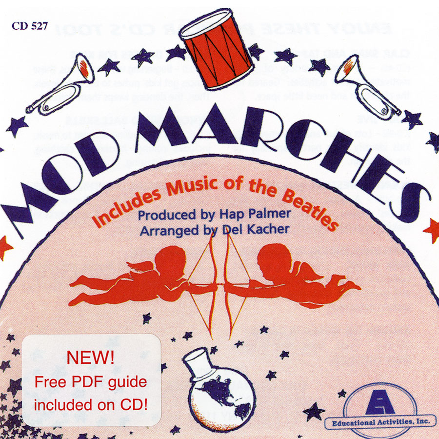 Mod Marches: Includes Music of the Beatles