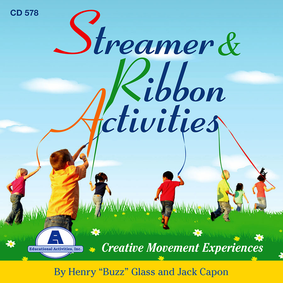 Streamer and Ribbon Activities: Creative Movement Experiences