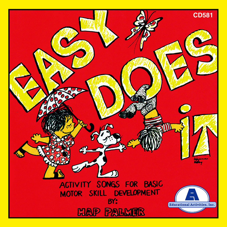 Easy Does It: Activity Songs for Basic Motor Skill Development