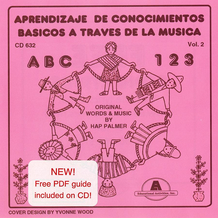 Aprendizaje de conocimientos basicos a traves de la musica, vol. 2
