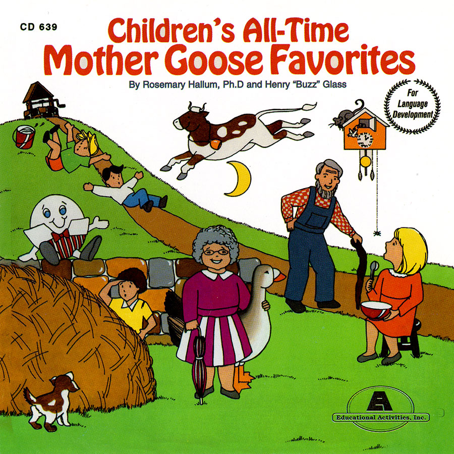 Children's All-Time Mother Goose Favorites