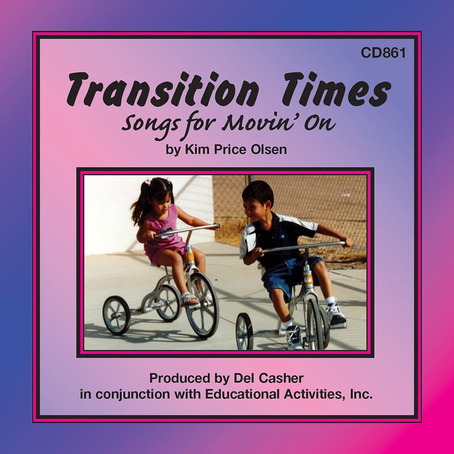 Transition Times: Songs for Movin' On