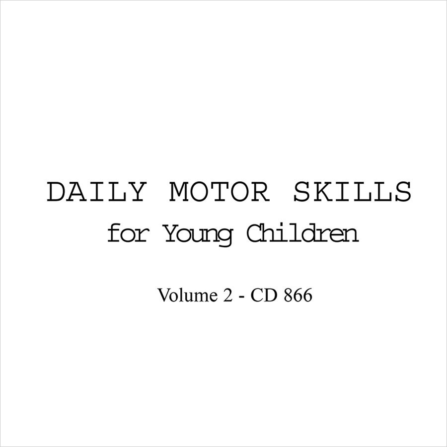 Daily Motor Skills for Young Children, Vol. 2