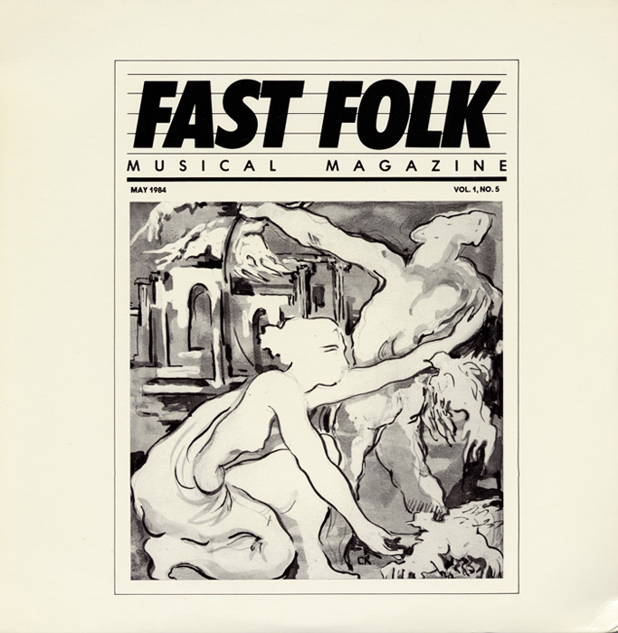 Fast Folk Musical Magazine (Vol. 1, No. 5)