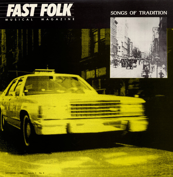 Fast Folk Musical Magazine (Vol. 3, No. 9) Songs of Tradition