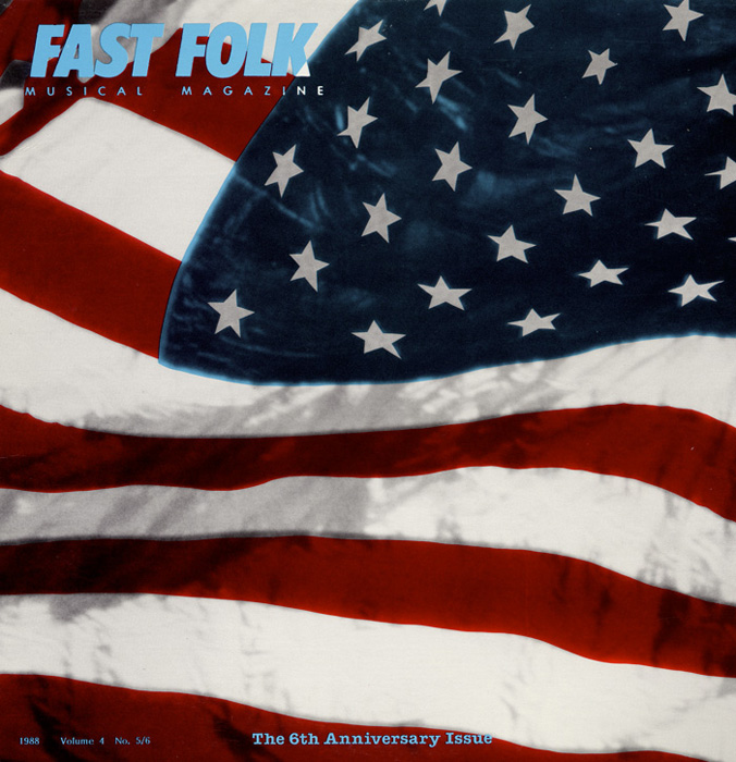 Fast Folk Musical Magazine (Vol. 4, No. 5) The 6th Anniversary Issue