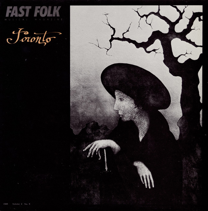 Fast Folk Musical Magazine (Vol. 4, No. 8) Toronto