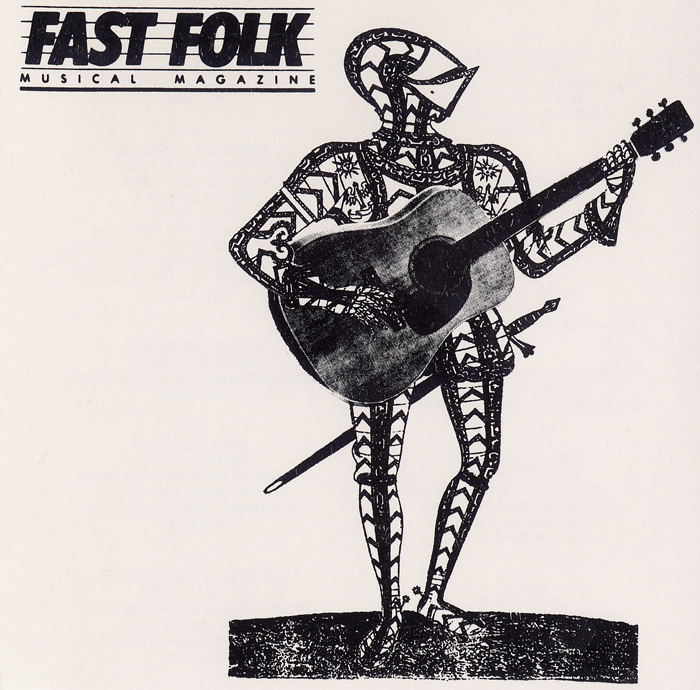 Fast Folk Musical Magazine (Vol. 5, No. 7) Live 2/24/90