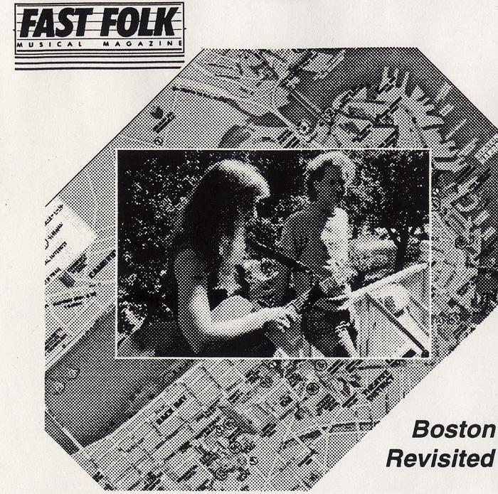 Fast Folk Musical Magazine (Vol. 6, No. 6) Boston Revisited