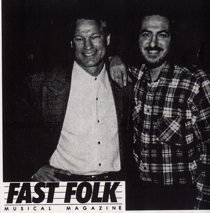 Fast Folk Musical Magazine (Vol. 6, No. 8) Keep on Keepin' On