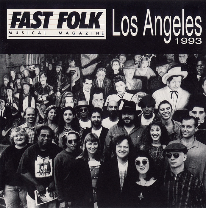 Fast Folk Musical Magazine (Vol. 7, No. 8) Los Angeles 1993