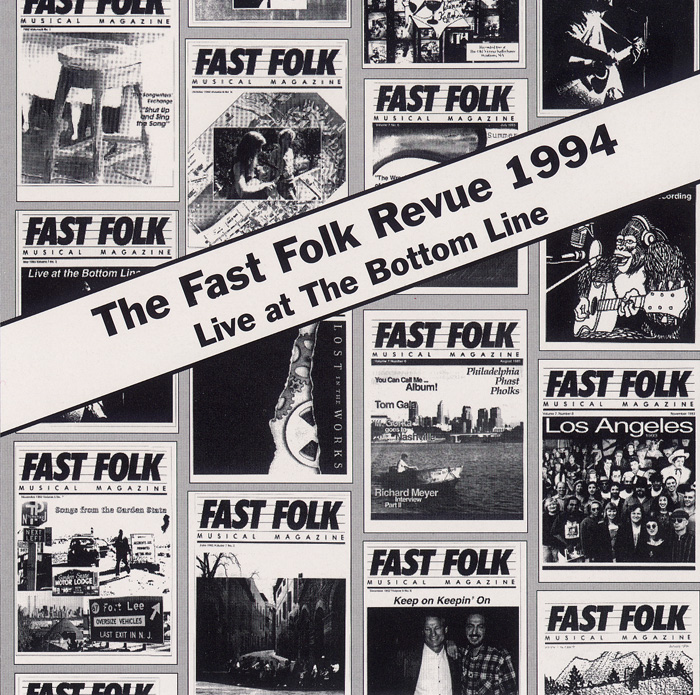 Fast Folk Musical Magazine (Vol. 8, No. 2) Live at the Bottom Line 1994
