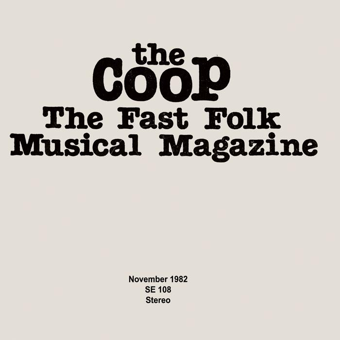 CooP - Fast Folk Musical Magazine (Vol. 1, No. 8)