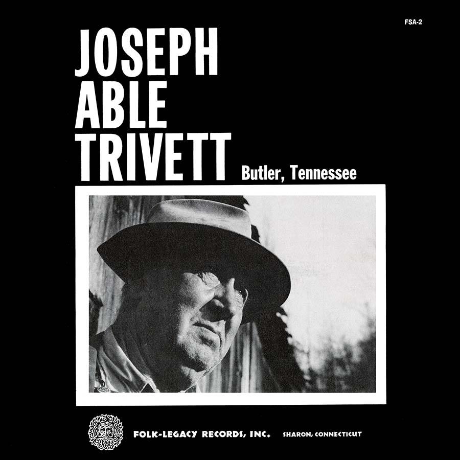 Joseph Able Trivett, Butler, Tennessee