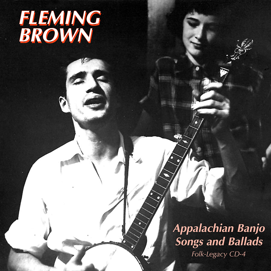 Fleming Brown, CD artwork