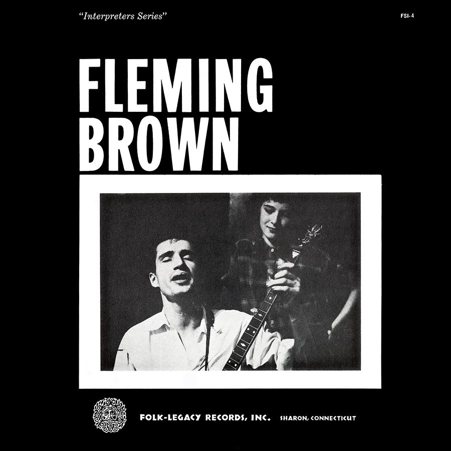 Fleming Brown, LP artwork