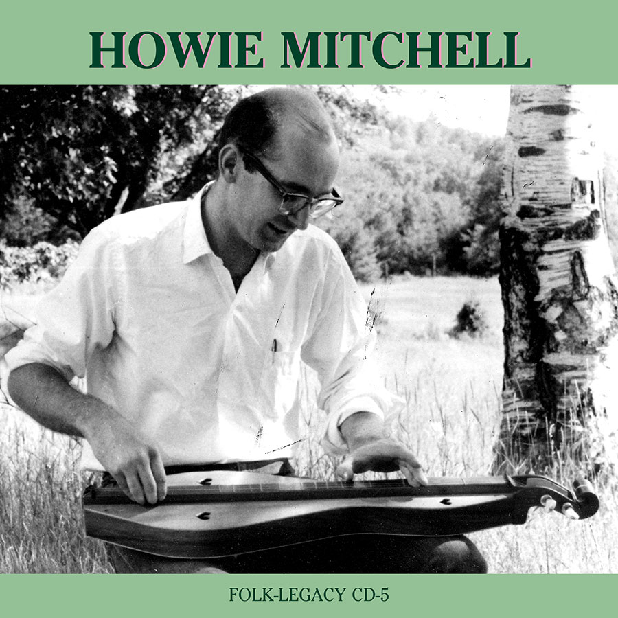Howie Mitchell, CD artwork