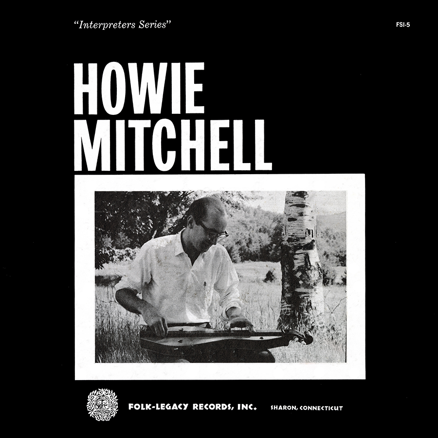 Howie Mitchell, LP artwork