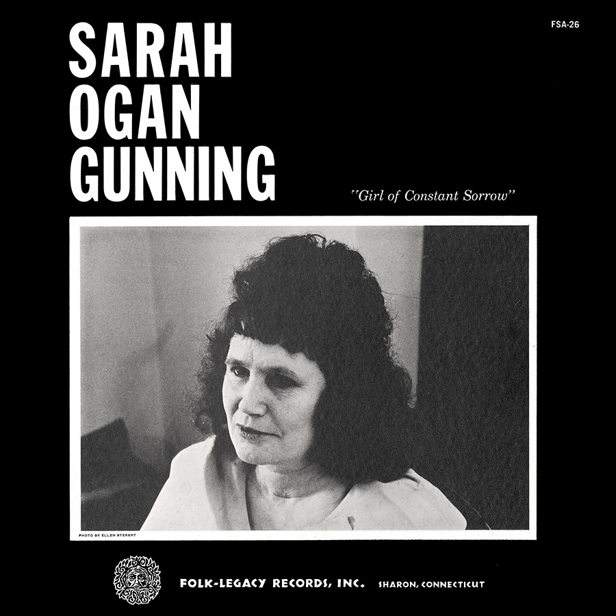 Girl of Constant Sorrow, LP artwork