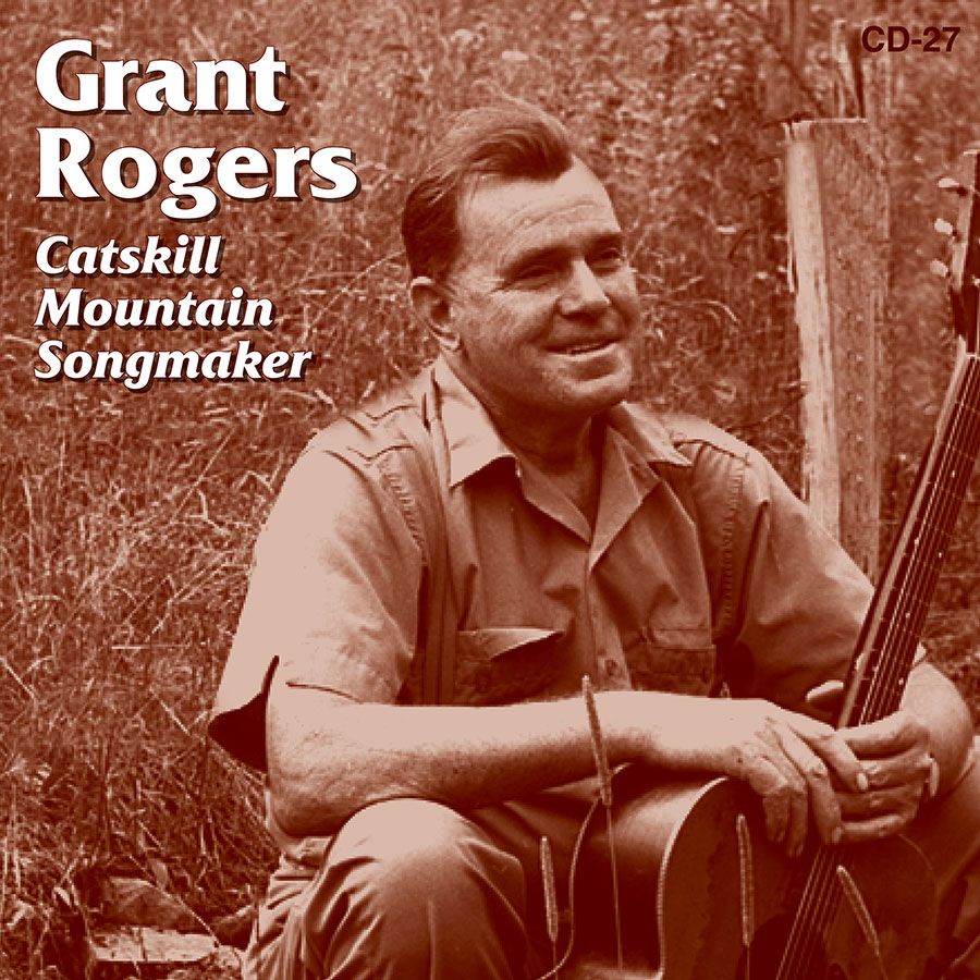 Songmaker of the Catskills, CD artwork