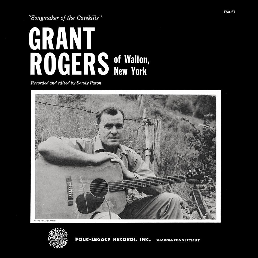 Songmaker of the Catskills, LP artwork
