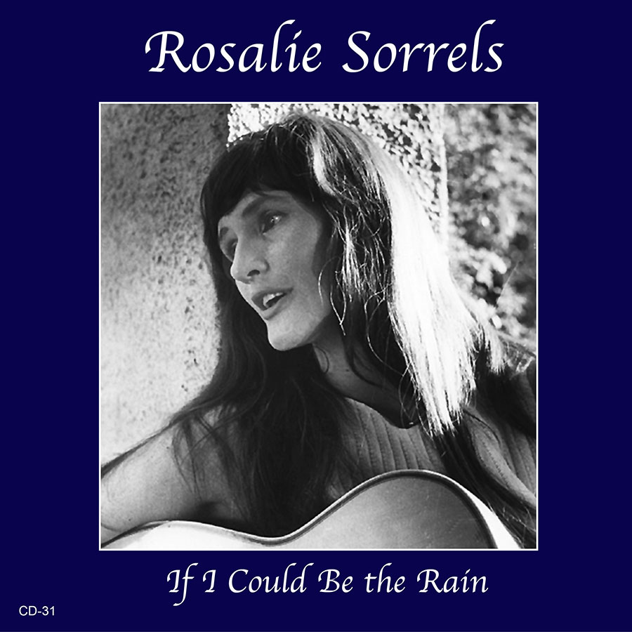 If I Could Be the Rain, CD artwork