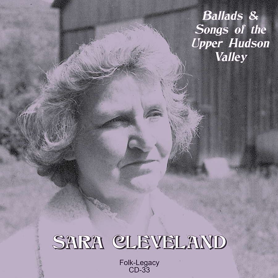 Ballads & Songs of the Upper Hudson Valley