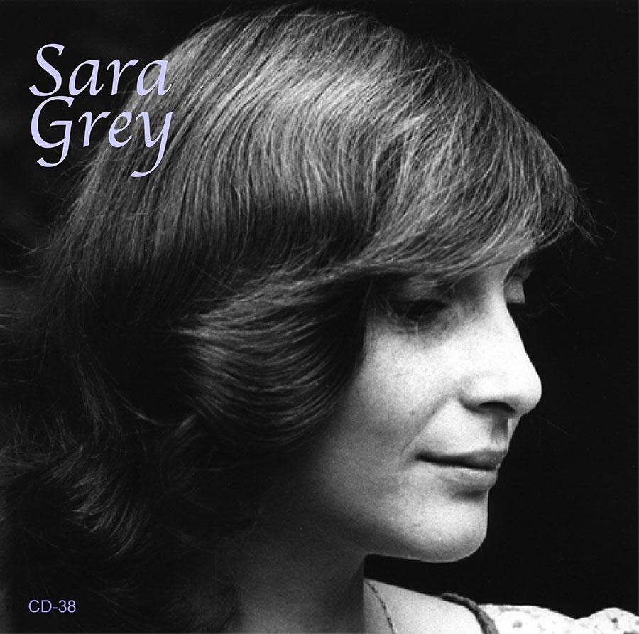 Sara Grey with Ed Trickett, CD artwork
