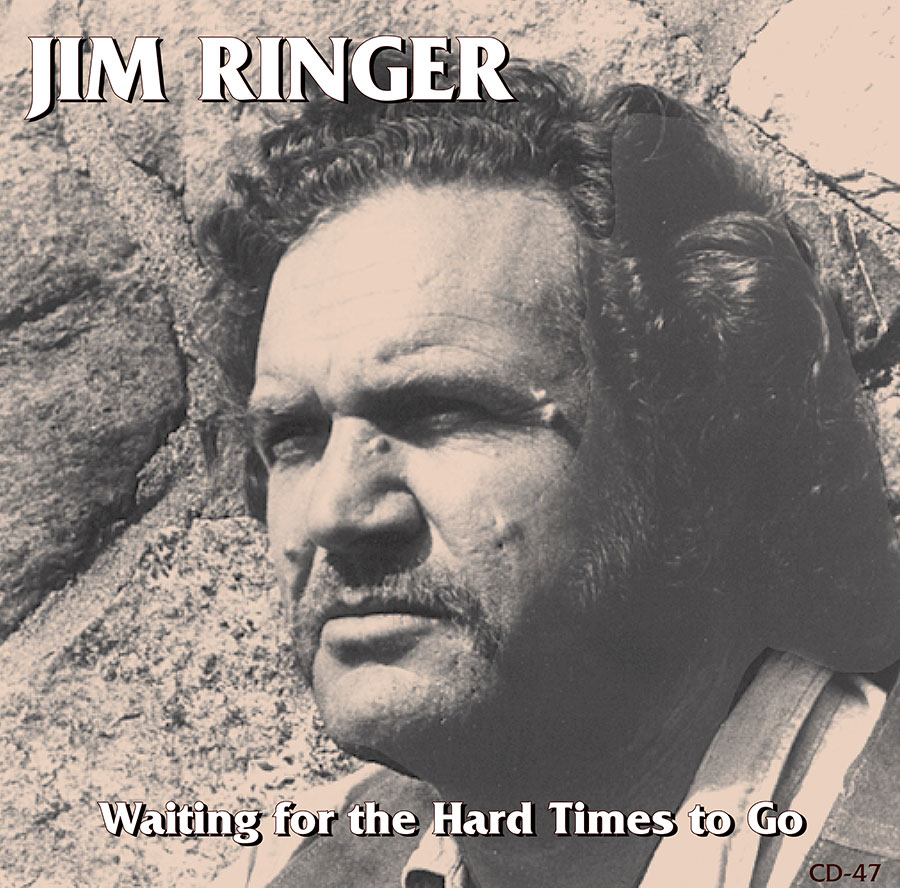 Waitin' for the Hard Time to Go, CD artwork