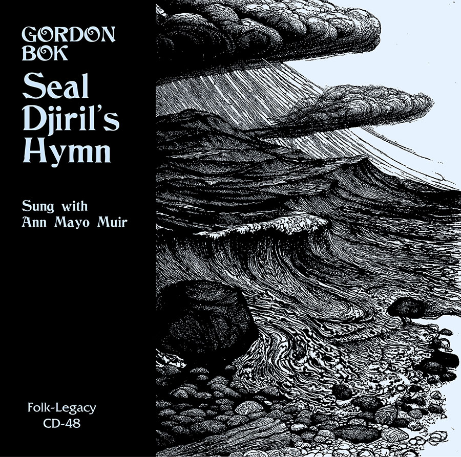 Seal Djirl's Hymn, CD artwork