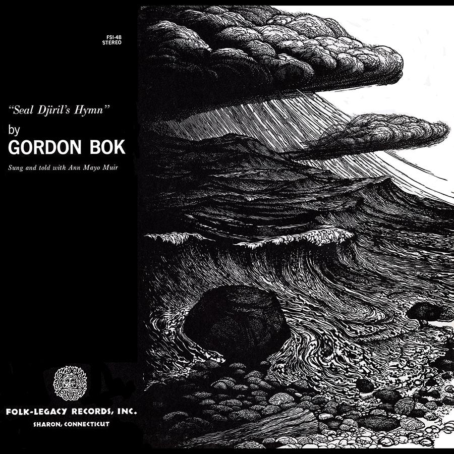 Seal Djirl's Hymn, LP artwork