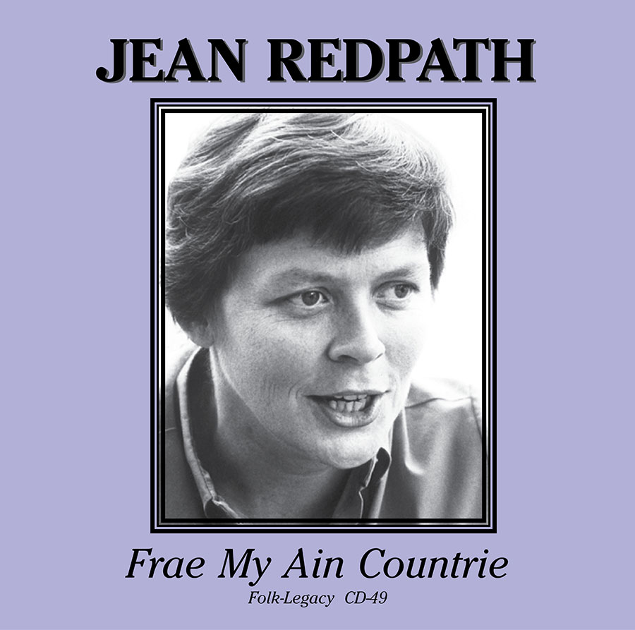Frae My Ain Countrie, CD artwork
