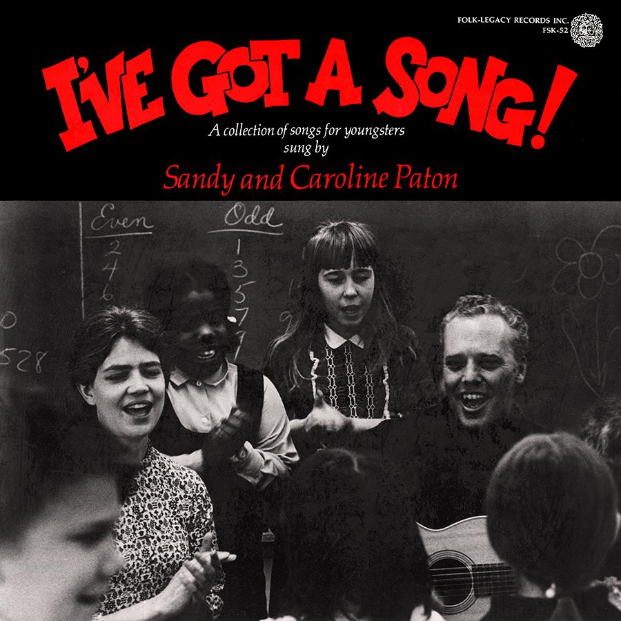 I've Got a Song, LP artwork