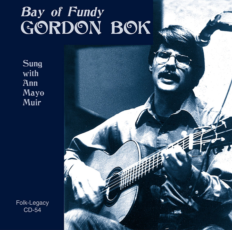 Bay of Fundy, CD artwork