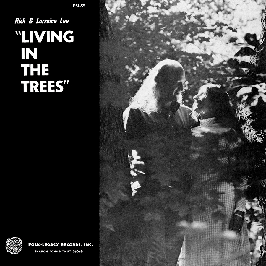 Living in the Trees, LP artwork