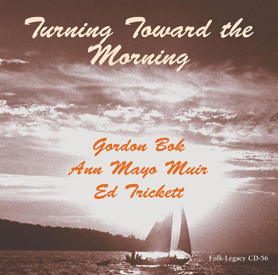 Turning Toward the Morning, CD artwork