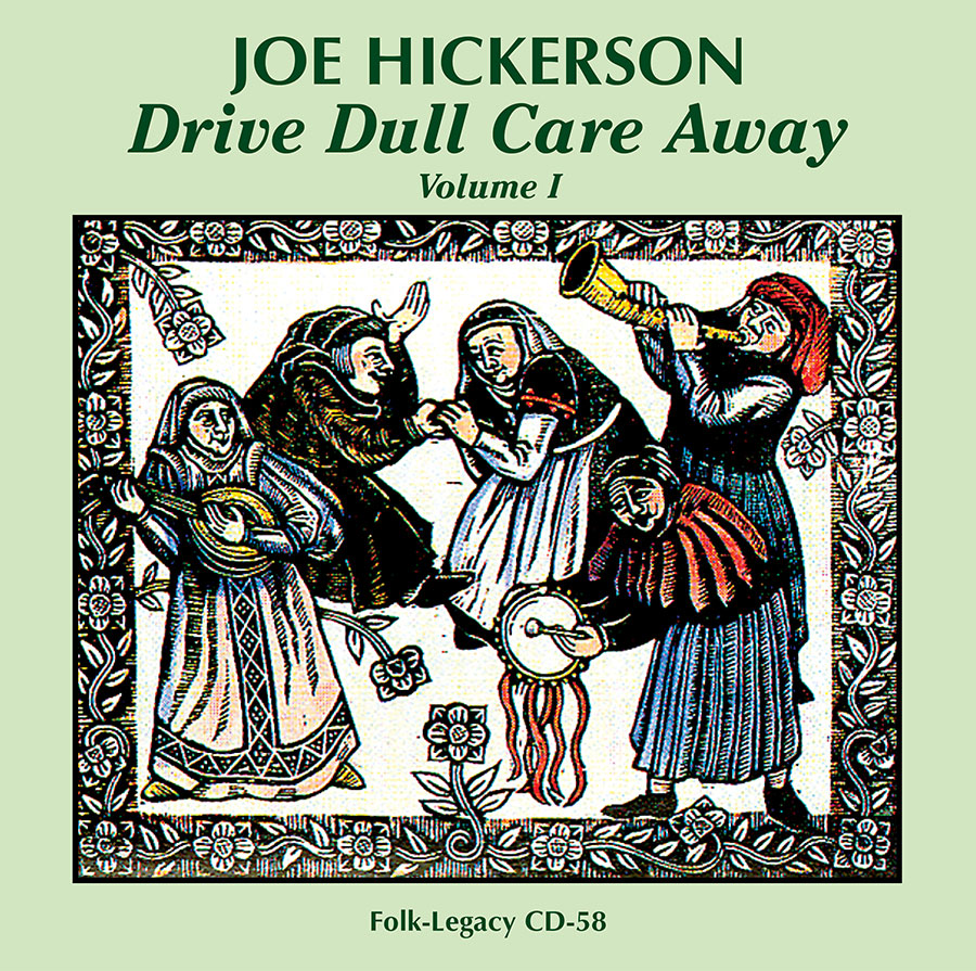 Drive Dull Care Away, Volume 1, CD artwork