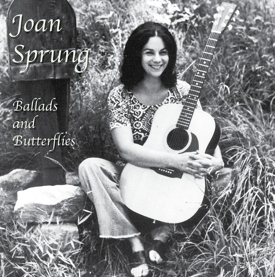 Ballads and Butterflies, CD artwork