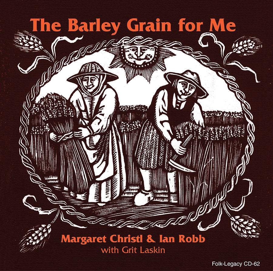 The Barley Grain for Me, CD artwork