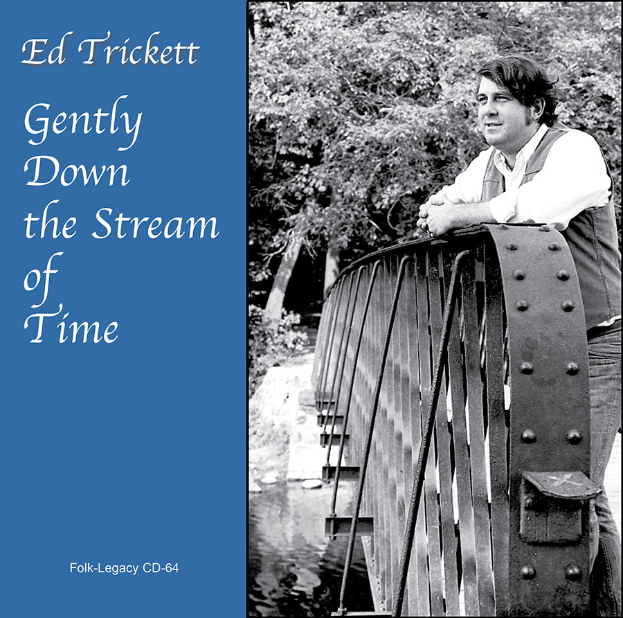 Gently Down the Stream of Time, CD artwork