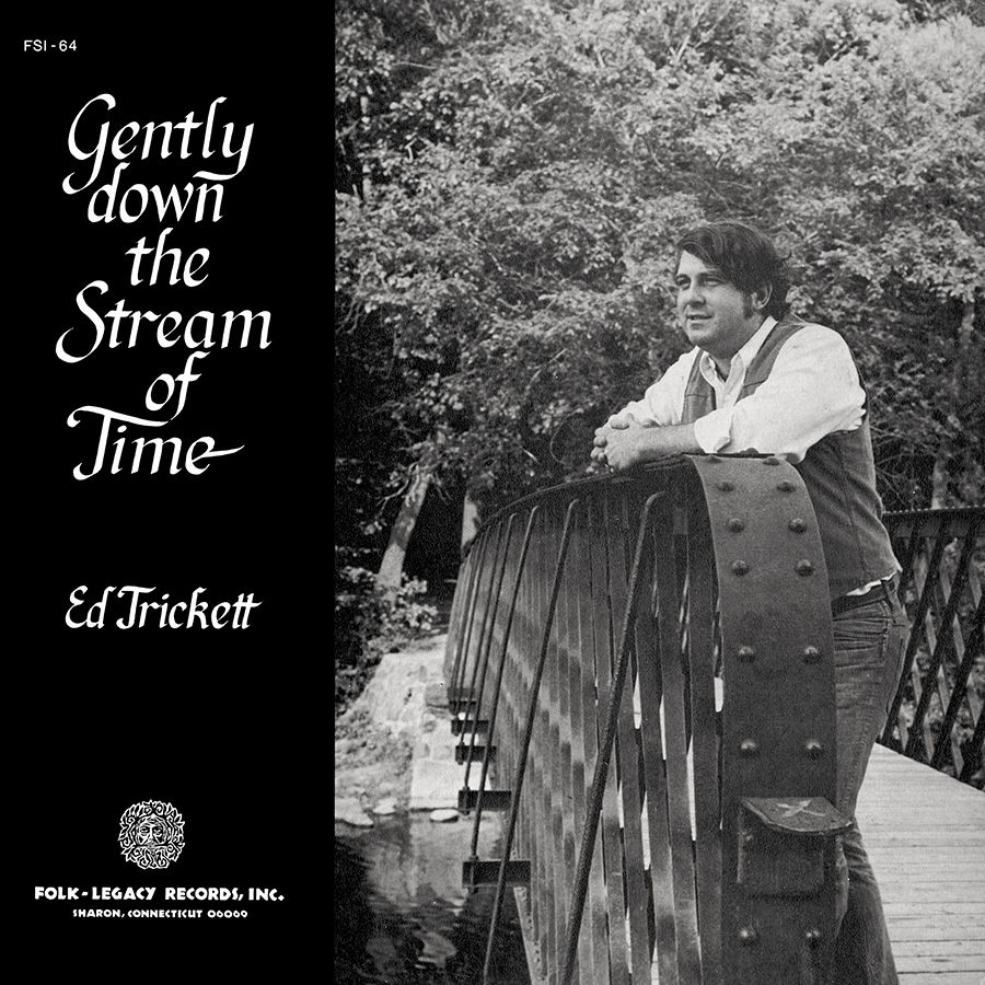 Gently Down the Stream of Time, LP artwork