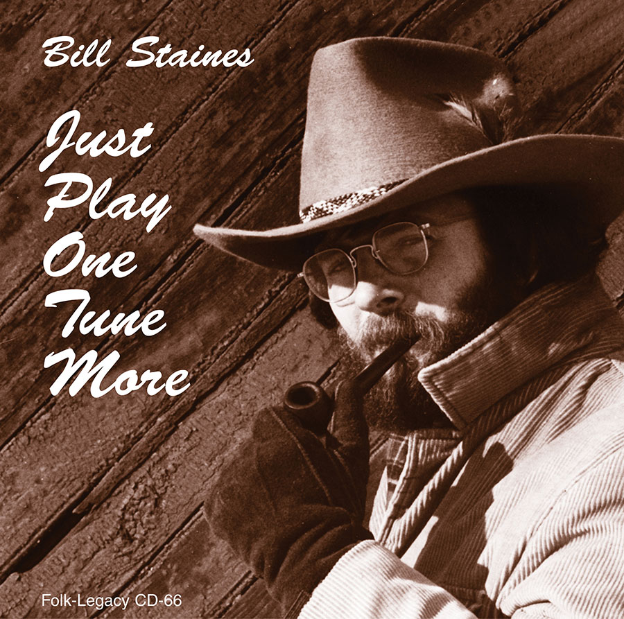 Just Play One Tune More, CD artwork